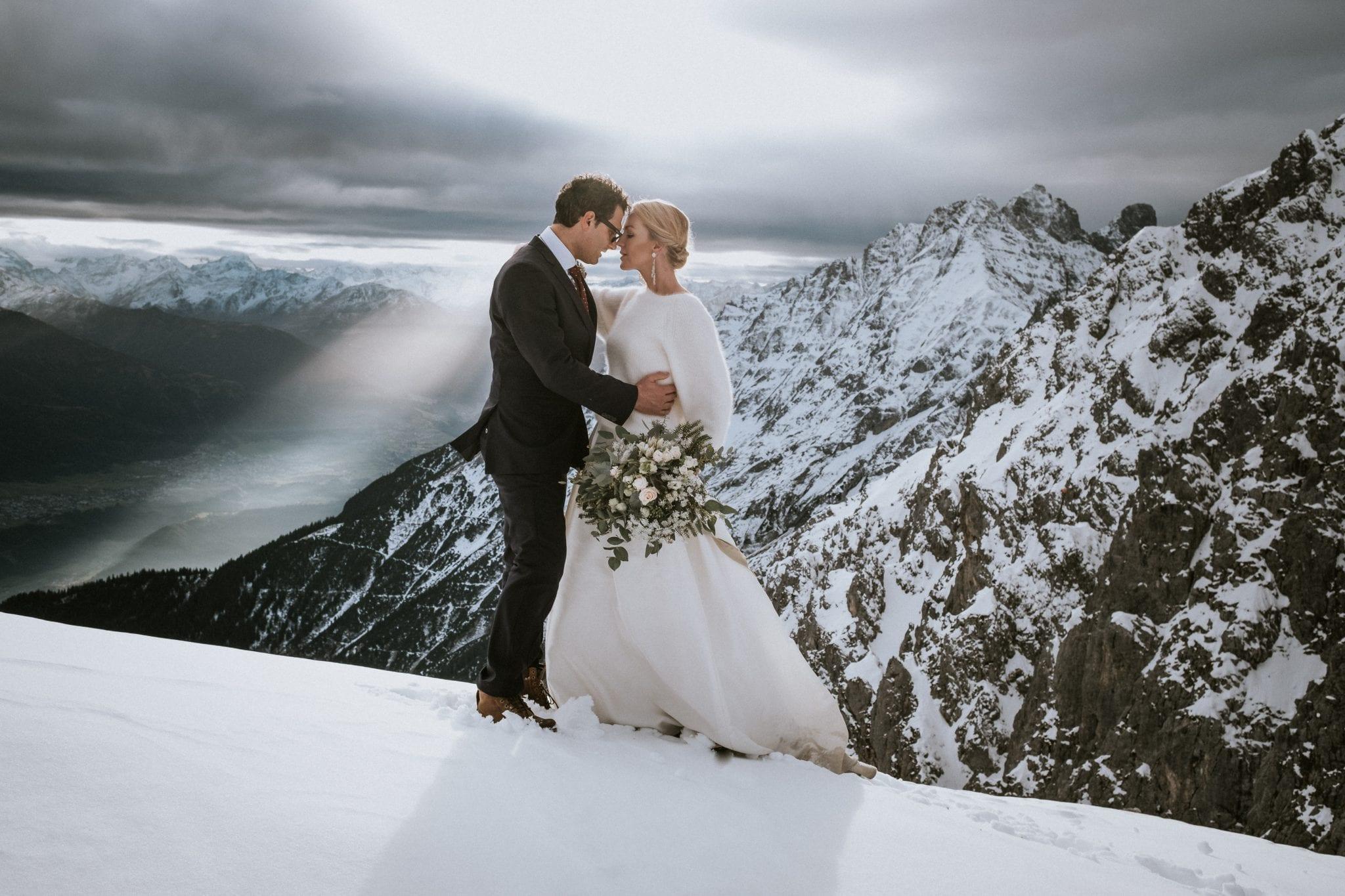 Wedding, Photo, Mountain, Austria, Alps, Tyrol, Photo