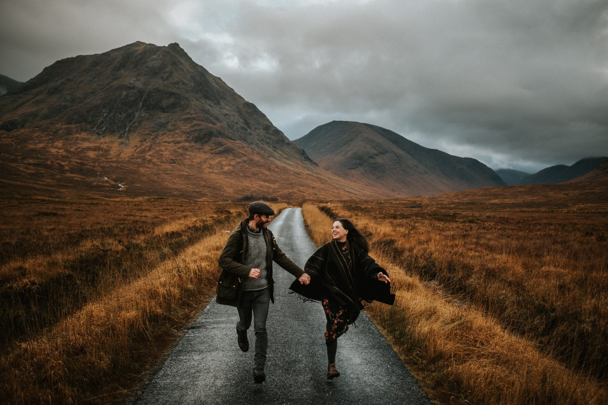 Scotland, Wedding, Photo, Couple, Engagement, Pre-Wedding, Photo