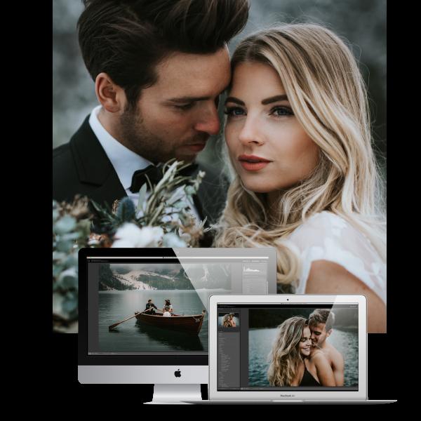 Juniper  I  –  Presets für Lightroom - Desktop