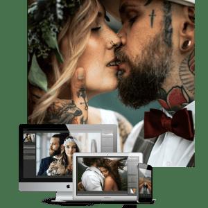 Juniper I + II presets desktop & mobile