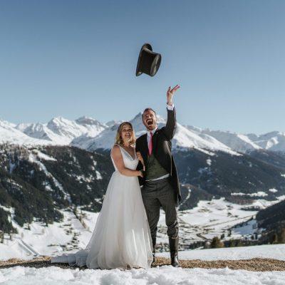 Schweiz, Scheunen Hochzeit, Davos, Wedding